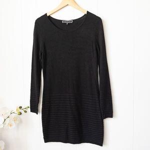 🌻 2/$25 Melanie Lyne Black Knit Dress